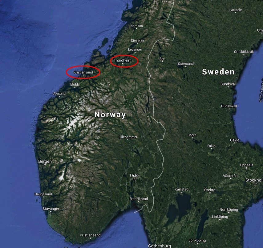 norway-maps